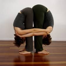 yoga poses for two people  google search  yoga