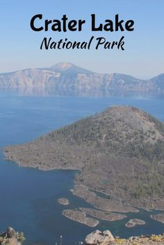 Great guide for planning a road trip to Crater Lake Oregon. Click through to learn about how to get there, where to stay, and what to do! Oregon Road Trip, Oregon Travel, Travel Usa, Oregon Hiking, Oregon Vacation, Usa Roadtrip, Canada Travel, Crater Lake Oregon, Camping And Hiking