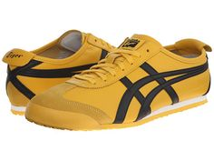 Onitsuka Tiger by Asics Mexico 66® Yellow/Black - Zappos.com Free Shipping BOTH Ways