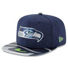 the latest a69fa 843a6 Seattle Seahawks New Era 2017 NFL Draft On Stage Original Fit 9FIFTY  Snapback Cap