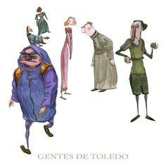 PEOPLE OF TOLEDO