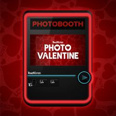 send your special someone a photo valentine on touchtunes photobooth