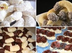 Czech Recipes, Russian Recipes, Christmas Goodies, Christmas Baking, Oreo Cupcakes, Holidays And Events, Nutella, Holiday Recipes, Ale