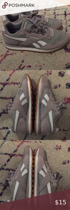 Waaaanntttt Reebok Classic Leather Suede Rivet Grey