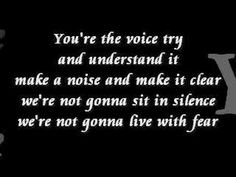 John Farnham - You're The Voice i admit that the only reason i know this song is because of Colin Morgan and Bradley James
