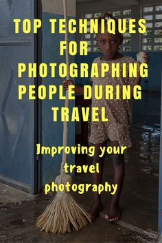 Including people in travel photography can make a good picture great, but it's uncomfortable for many people.  Here are some ways to get around that.