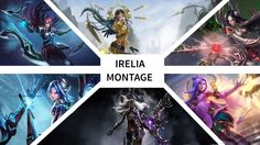 One of the best Irelia Players EUW Montage (the Best imo) https://www.youtube.com/watch?v=4KZIlv5YCRw&t=0s #games #LeagueOfLegends #esports #lol #riot #Worlds #gaming