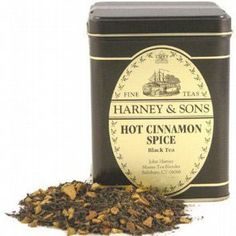 Harney and Sons Teas; the best. Earl Grey Supreme, Hot Cinnamon Spice, Jasmine Dragon Pearl.