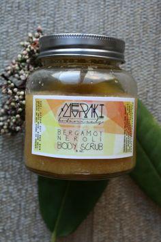 Meraki Botanicals Body Scrub