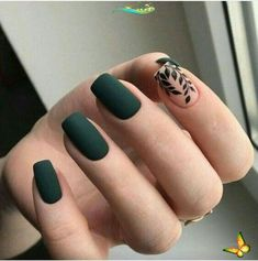 ILNP Rosewater - Red to Gold Color Kissed Ultra Holo Nail Polish  <br> Rose Gold Nails, Green Nails, Emerald Nails, Black Nails, Solid Color Nails, Nail Colors, Colours, Classy Nails, Simple Nails