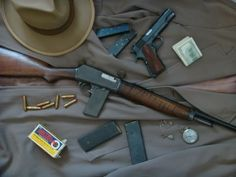 Winchester Model 1907 Police Rifle