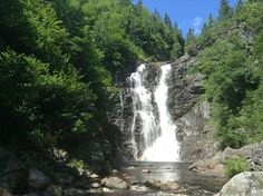 Moosebait.com – North River Falls (Someday) Cape Breton, Highlands, Waterfalls, Beaches, Hiking, River, Outdoor, Walks, Outdoors
