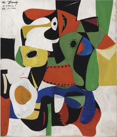 Untitled (ca.1941) by Arshile Gorky