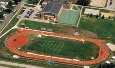 Mark Messersmith Outdoor Track and Field Complex. Home of the UNI Women's and Men's Track and Field Team. University Of Northern Iowa, Cedar Falls, Track And Field, Baseball Field, Outdoor, Outdoors, Track Field, Outdoor Games, Track