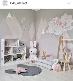 - The Effective Pictures We Offer You About Montessori quotes A quality picture can tell you many things. Girls Bedroom, Girl Nursery Bedding, Baby Bedroom, Trendy Bedroom, Bedroom Ideas, Baby Room Boy, Baby Room Decor, Baby Room Paintings, Baby Room Design