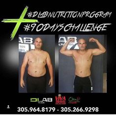 This is what we work for !!! Para esto trabajamos !!! #dlabworld #Dlabteam our before and after shows in less than 3 months in this case !!! FREE SESSION 305.266.8899 // 305.266.9299 lets get started !