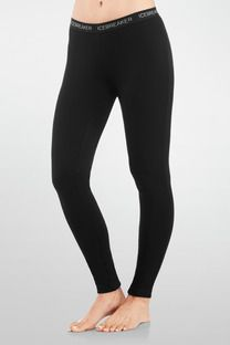 Our midweight Women's Vertex Leggings are made for active sports in cold weather. Using our soft, warm 260gm merino jersey fabric, we've built them for movement, using a gusset for mobility and soft, brushed waistband.