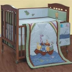 noah's ark baby bedding crib sets - Google Search