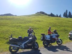 We visited 8 mountains this day in Switzerland. Motorcycle Touring, Alps, Switzerland, Tours, Mountains, Beach, Vehicles, The Beach, Rolling Stock