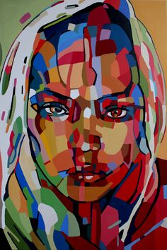 Portraits paintings
