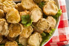 We Love This Indulgent Snack – Perfectly Seasoned Fried Pickles And Dip
