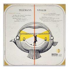 Decca  record label.