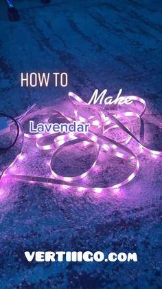 Led Room Lighting, Room Lights, Teen Life Hacks, Useful Life Hacks, Led Light Strips, Led Strip, Cute Room Ideas, Led Diy, Luz Led
