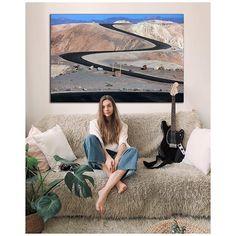 """S"" una fotografía de Javier Aranburu.  #road#livingroomdeco#decoideas#photo#finephoto#fotografíadeautor#carretera#desert#sand#neutalcolors#quietplace#salón#decophoto#fotografía"