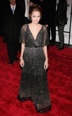 Quién.com : La evolución de estilo de Angelina Jolie