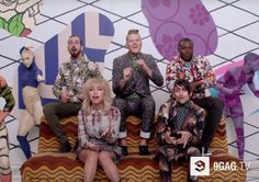 "Indulge In A Capella Heaven With Pentatonix's First-Ever Original Single ""Can't Sleep Love"" - 9GAG.tv"