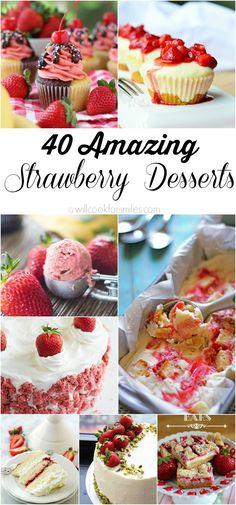 40 Amazing Strawberr