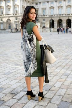 London Street Style #London #Fashiongetaways #HouseofFraserLoves