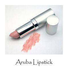 Aruba Vegan Lipstick  Absolutely by JustPureMineralsShop on Etsy, $9.00