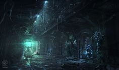 The concept art captures the dark and gritty essence of the game spectacularly. Description from digitalart.io. I searched for this on bing.com/images