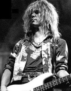 I love your hair Duff McKagan!!!