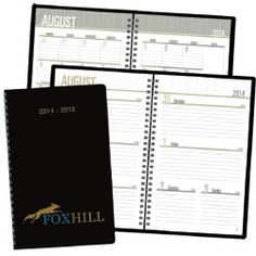 Norwood - Academic Monthly & Weekly Planner. Write down assignments or meeting dates in my 2015 calendar.