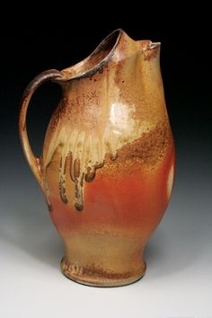Shawn O'Connor  Minot ME        Ice Tea Pitcher