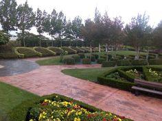 Jardín de los sentidos, Noain, Nafarroa