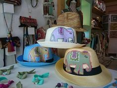 Frolic elephant hats!!!!!!!!!!