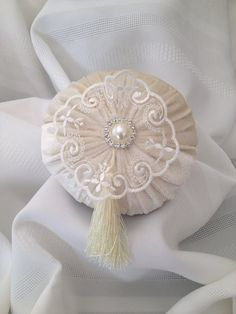 Lavender Lace sachets for wedding bridal by babybaharcollection, $60.00
