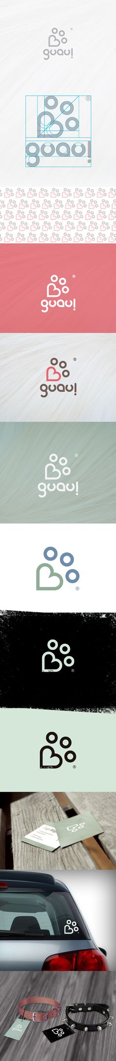 Logotipo para tienda de mascotas.