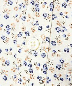 商品詳細 - VIYELLA FLOWER/P BD L/Sシャツ|green label relaxing(グリーンレーベル リラクシング)公式通販
