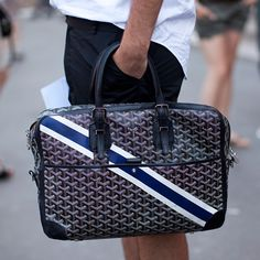 Custom Goyard Bag