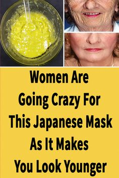 Do you want to Get Rid Of Wrinkles On The Face and look younger? Today, we suggest a remedy to Get Rid Of Wrinkles On The Face with completely natural ingred. Natural Wrinkle Remedies, Home Remedies For Wrinkles, Diy Beauté, Easy Diy, Face Wrinkles, Natural Facial, Sagging Skin, Face Skin Care, Health And Beauty Tips
