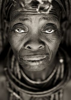 Himba woman  - Angola
