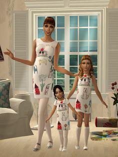 Sims2City: Dolce&Gabbana. Old stuff