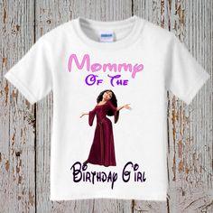 Rapunzel Mom Shirt Tangled Mom Shirt