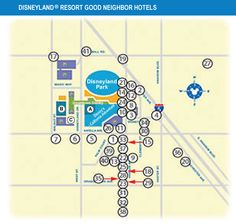 On Site Hotels At Disneyland Trip Planning Hotel And Disney Trips