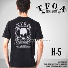 jual kaos crows zero online murah TFOA (H 5) model
