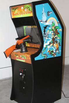 CROSSBOW Arcade